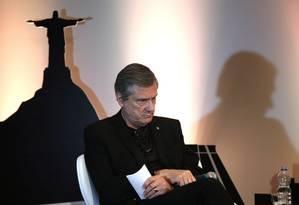 O ministro da Justiça, Torquato Jardim Foto: Júlio César Guimarães / Agência O Globo