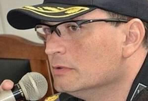Coronel Pimenta vai sair do Choque para a Corregedoria Foto: Reprodução