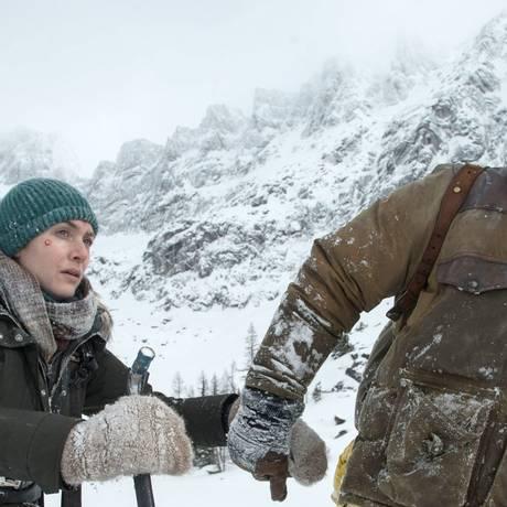 _KF15370.NEF Foto: Kimberly French / Cena do filme 'Depois daquela montanha'