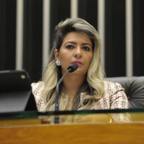 Deputada Jozi Araújo (PODE-AP) foi acusada de mandar espancar ex-cabo eleitoral Foto: Gustavo Lima