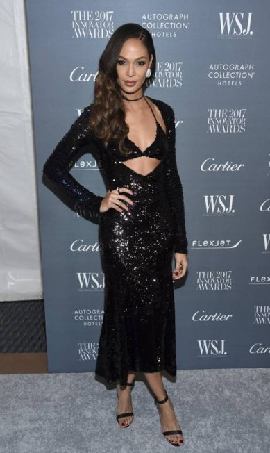 Mais do look de Joan Smalls Evan Agostini / Evan Agostini/Invision/AP
