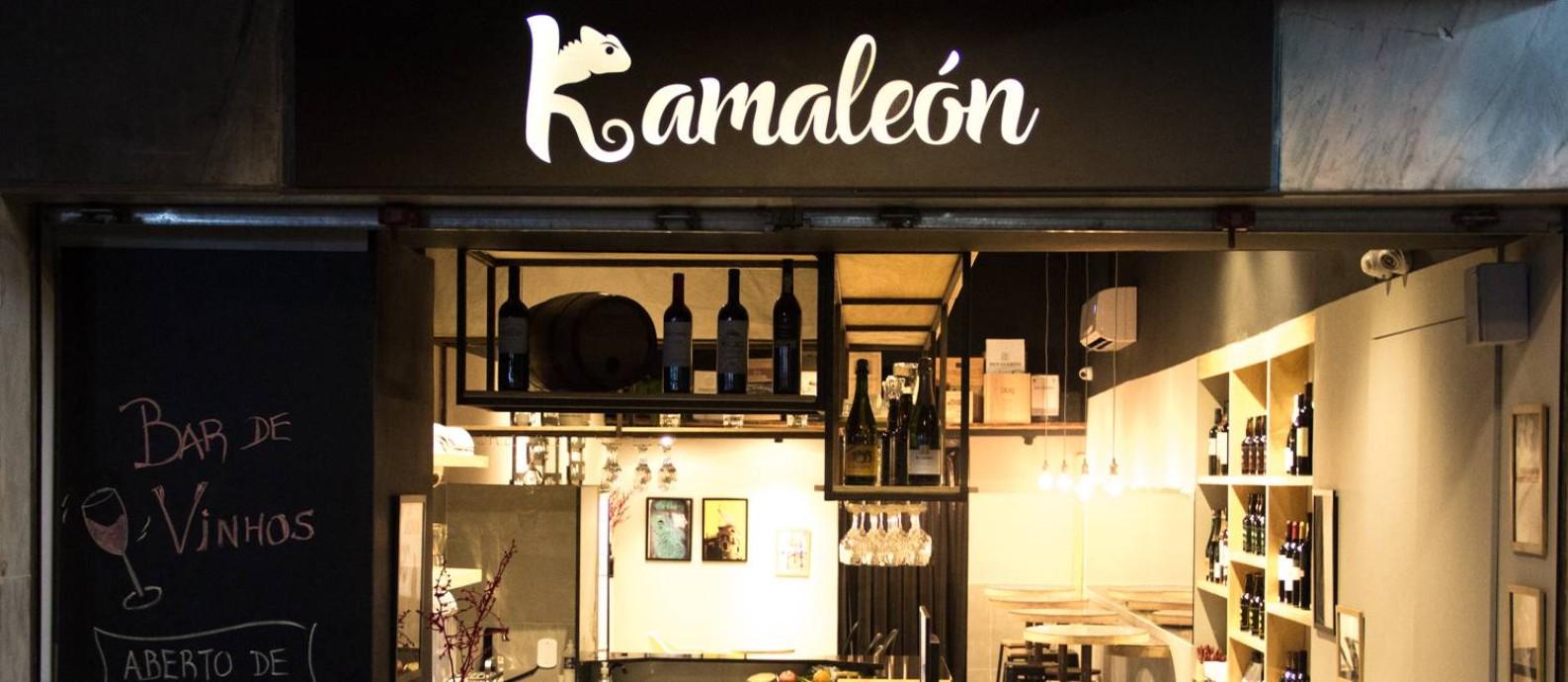 Kamaleon Foto: Constança Sabença / Divulgação