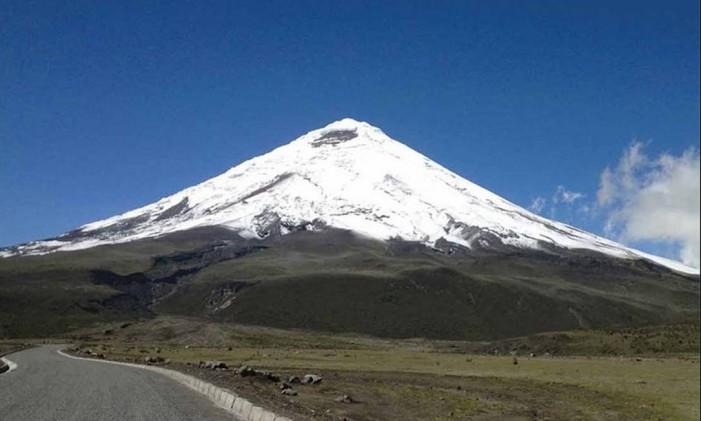 Vulcões no Equador Foto: Visit Equador/Divulgação