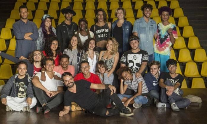 Grupo de teatro TransParente retoma trabalho sobre minorias