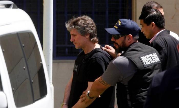 Ex-vice-presidente da Argentina é preso por enriquecimento ilícito