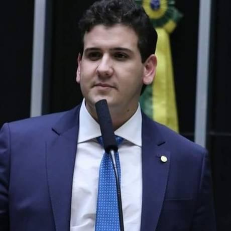 O deputado federal André Amaral Foto: Reprodução/Facebook