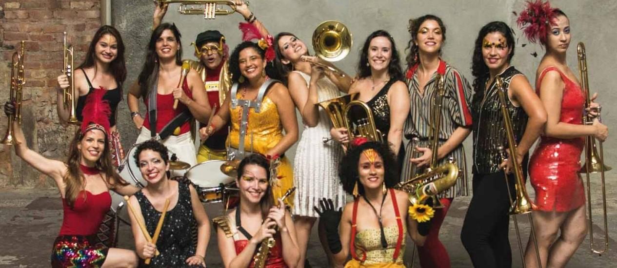Damas de ferro Foto: Divulgação