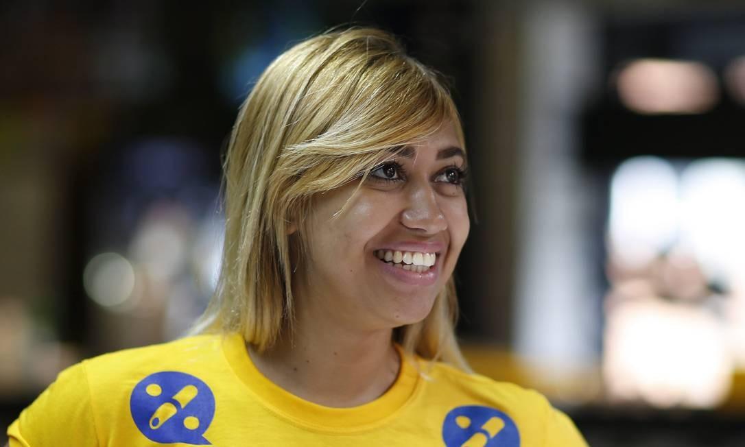 9fe95127dc49d  Ex-meme  do Enem estuda Direito para defender vítimas de ofensas na  internet e ajuda atrasados em SP - Jornal O Globo