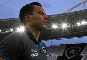 Jair Ventura é o novo técnico do Corinthians Foto: Vitor Silva/SSPress/Botafogo