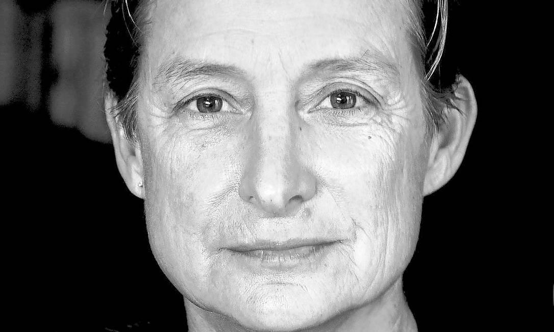 A filósofa americana Judith Butler: petições contra sua presença no Brasil Foto: Divulgação / Agência O GLOBO