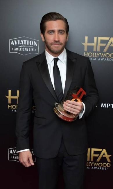 Jake Gyllenhaal Neilson Barnard / AFP