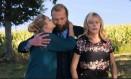 Cena do filme 'A família Bélier': adolescente é a única ouvinte da família e se descobre cantora Foto: Reprodução