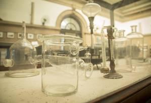 Química traz diferentes temas na prova Foto: Analice Paron / Agência O Globo