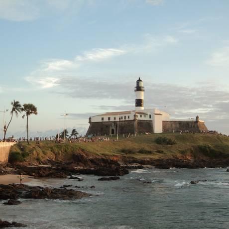 Salvador, na Bahia: Nordeste é muito procurado por brasileiros para feriados do fim de ano Foto: Creative Commons