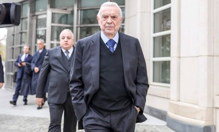 Promotoria americana pede 10 anos de prisão para ex-presidente da CBF