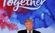 """Trump está """"por enquanto"""" fora de cúpula que celebrará o aniversário do Acordo de Paris"""