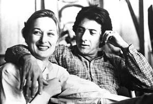 Meryl Streep e Dustin Hoffman em cena de 'Kramer vs. Kramer' Foto: Divulgação