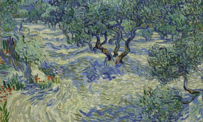 Gafanhoto é achado incrustado em quadro de Van Gogh nos EUA