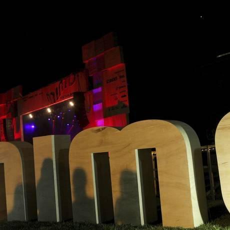 A edição do MIMO Festival do ano passado foi realizada na Praça Paris, na Glória Foto: Divulgação/Mimo Festival
