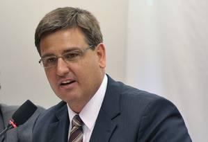 O delegado Fernando Segóvia será o novo diretor-geral da Polícia Federal Foto: Zeca Ribeiro / Agência Câmara 20/08/2013