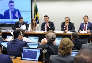 Sessão da comissão especial que discute PEC que pode proibir todos os tipos de aborto Foto: Luis Macedo/Câmara dos Deputados