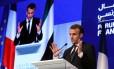 Macron faz discurso em Dubai antes de rumar à Arábia Saudita
