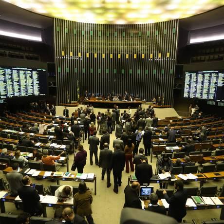 Câmara aprova novas regras para saída temporária de presos Foto: Ailton de Freitas / Agência O Globo