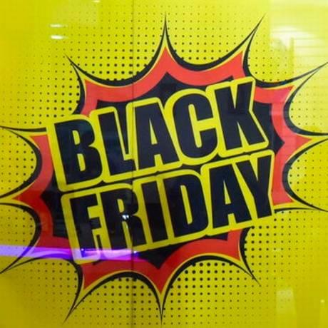Black friday: consumidor deve estar atendo a ofertas falsas Foto: Arquivo