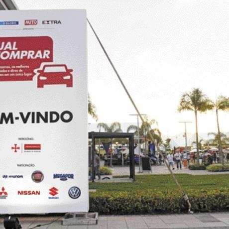 O evento acontece nesta sexta e no sábado, na Barra da Tijuca Foto: Foto: Divulgação
