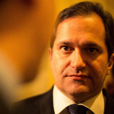 O deputado Edson Albertassi (PMDB), indicado para o TCE-RJ Foto: Daniel Marenco / Agência O Globo / 25-6-15