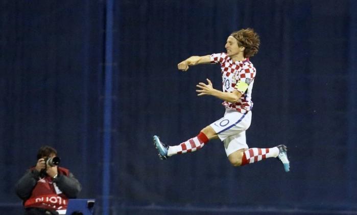 Croácia confirma presença no Mundial com um empate na Grécia (0-0)
