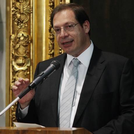 Luis Felipe Salomão do STJ vai ser o coordenador dos debates Foto: André Coelho / Agência O GLOBO 03/04/2013