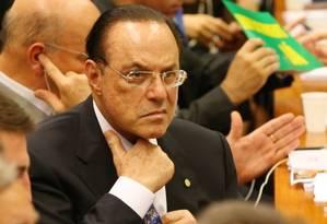 Ex-prefeito Paulo Maluf é condenada a prisão na França Foto: Ailton de Freitas / Agência O Globo