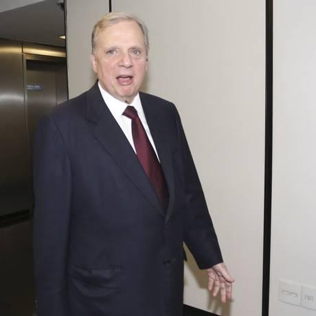 O senador Tasso Jereissati (CE) Foto: Ailton Freitas / Agência O Globo