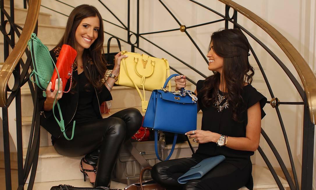 34f5ba544f5 Grupos e sites de desapego de luxo caem no gosto das brasileiras - Jornal O  Globo