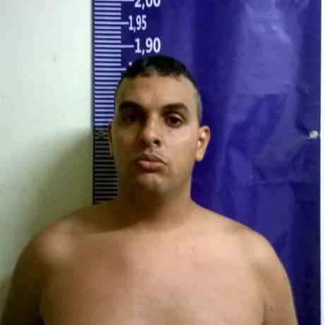 Naohiro de Lira foi preso nesta sexta-feira Foto: Divulgação - Polícia Civil