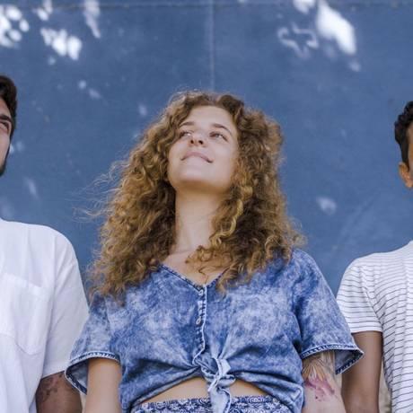 Estreia. A banda Gragoatá será a primeira a se apresentar no projeto Música Livre, na UFF: grupo foi formado na própria universidade Foto: Divulgação