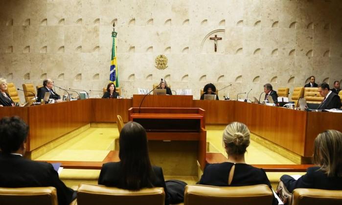 STF retomará na próxima semana julgamento sobre foro privilegiado