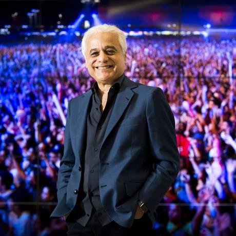 Roberto Medina é presidente do Rock in Rio. Foto Monica Imbuzeiro