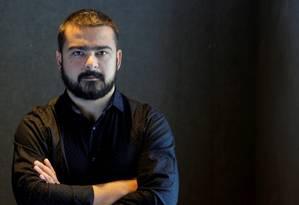 Publicitário Dudu Lopes defende que é justamente na crise que se deve investir em comunicação. Foto: Gustavo Azeredo/Agência O Globo