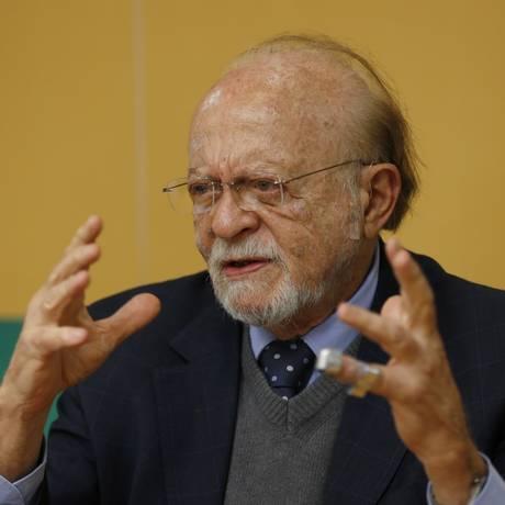 Goldman diz que pacificação depende de chapa única para diretório Foto: Michel Filho / Agência O Globo