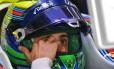 Felipe Massa no GP do Brasil: brasileiro terminou em sétimo