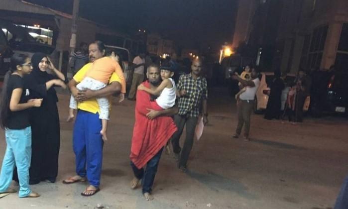 Sismo de magnitude 7,3 faz pelo menos 30 mortos no Iraque