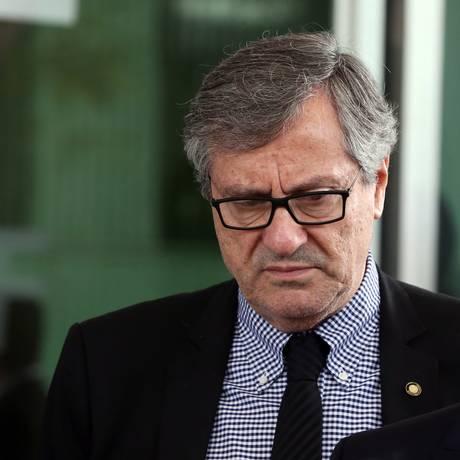 O ministro Torquato Jardim iria sugerir outro nome para o cargo de diretor da PF Foto: Givaldo Barbosa / Agência O Globo