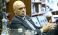 Alexandre de Moraes é favorável à revisão do foro provilegiado