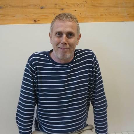 Geoff Edwards nasceu em Liverpool e morou por anos nas ruas de Cambridge Foto: Cambridge Regional College