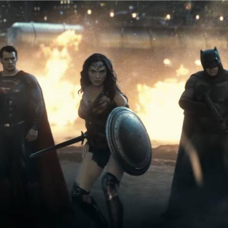 'Liga da Justiça' - 'Justice League', de Zack Snyder Foto: Divulgação