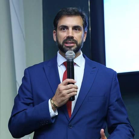 Eugênio Ricas, novo diretor da PF de Combate ao Crime Organizado Foto: Reprodução/Facebook