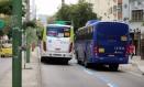 Motoristas e cobradores farão paralisação dos serviços no dia 21 de novembro Foto: Fabiano Rocha / Agência O Globo