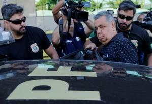 Presidente da Alerj, Jorge Picciani é alvo da operação Cadeia Velha Foto: Antônio Scorza/Agência O Globo